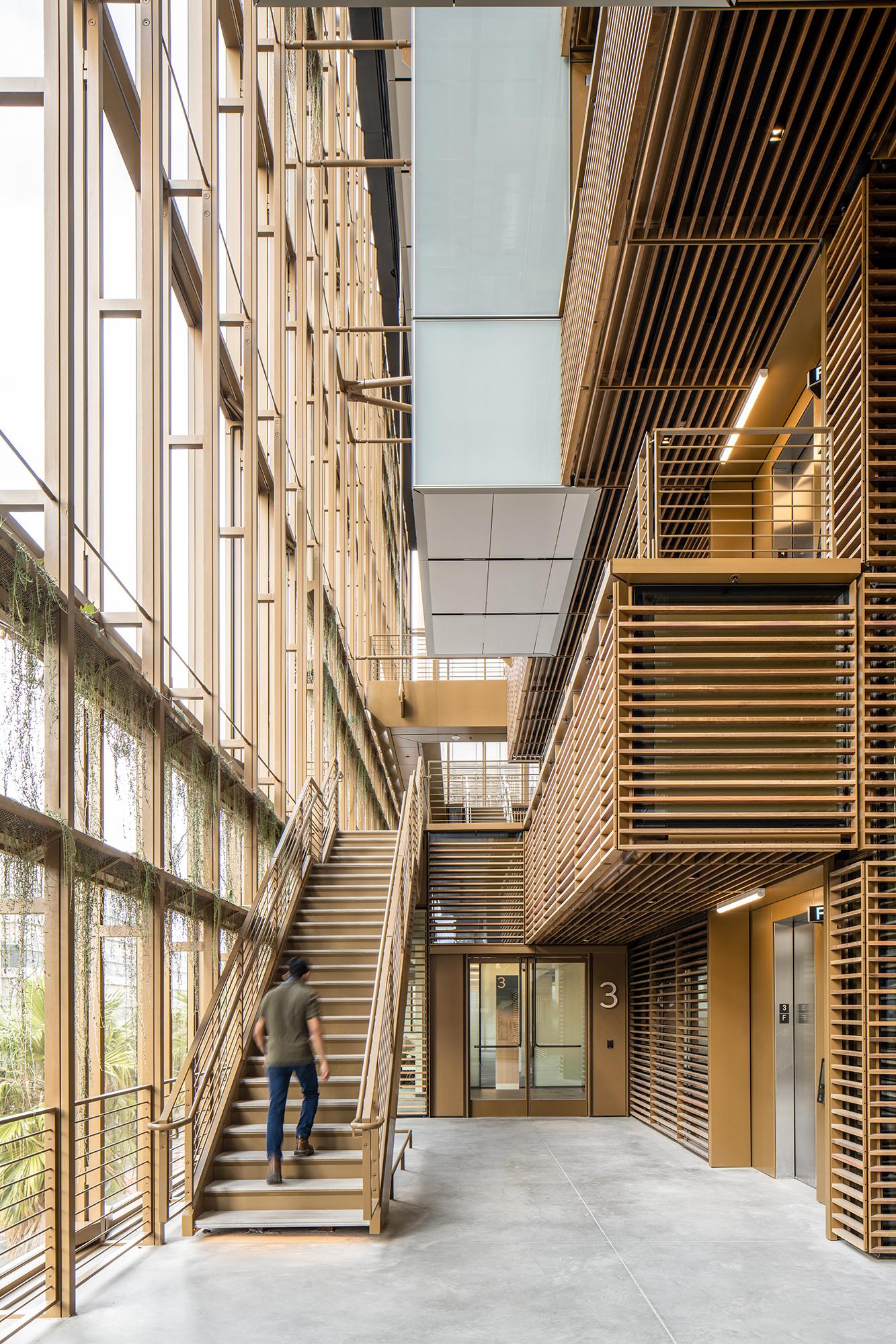 Uber Wold Headquarters by Quezada Architecture (Fred Quezada, Cecilia Quezada, Ed Tingley)