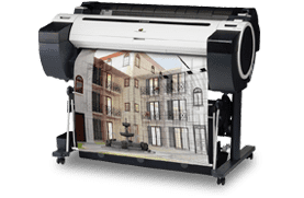 Image of printers for architects