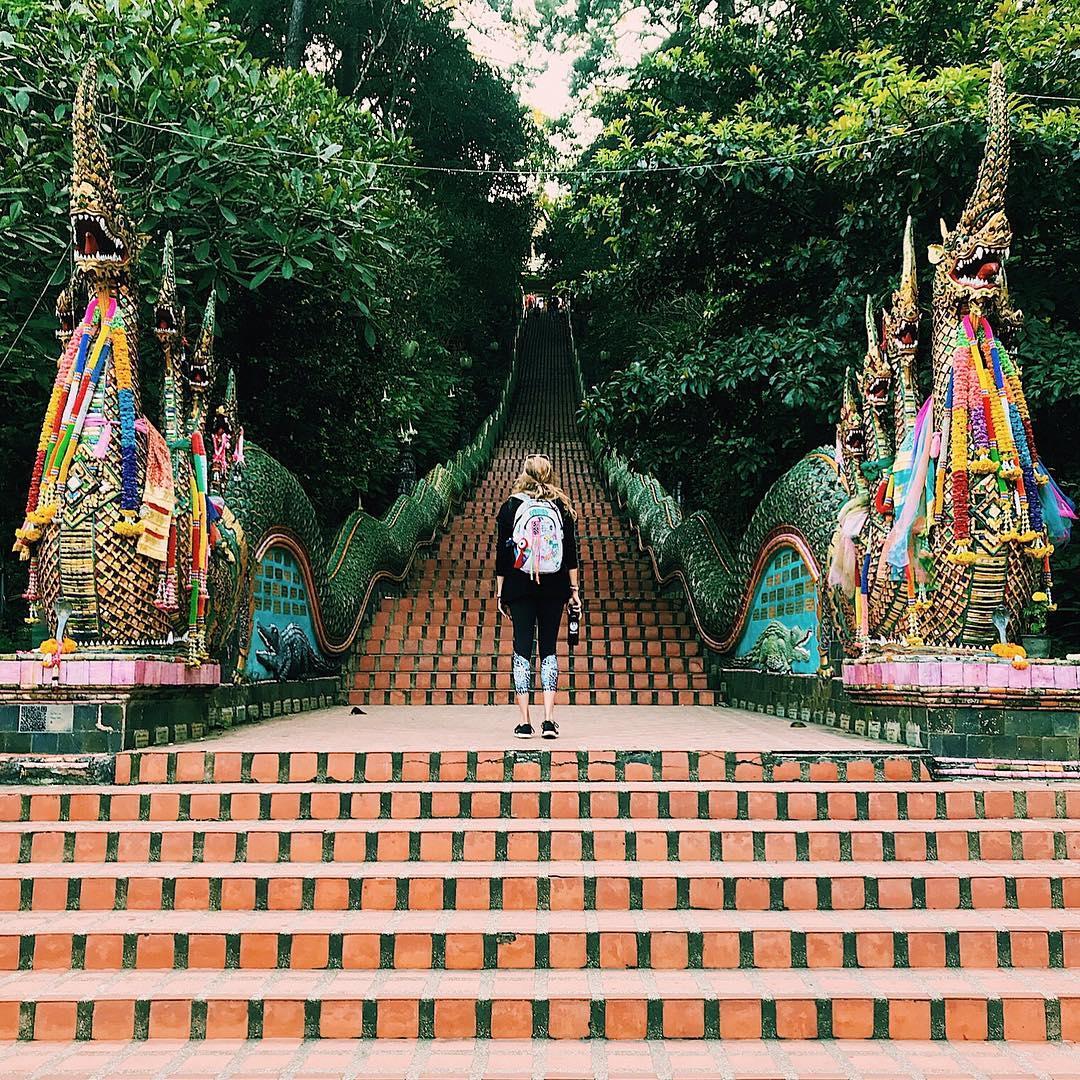 Ariela takes on Thailand
