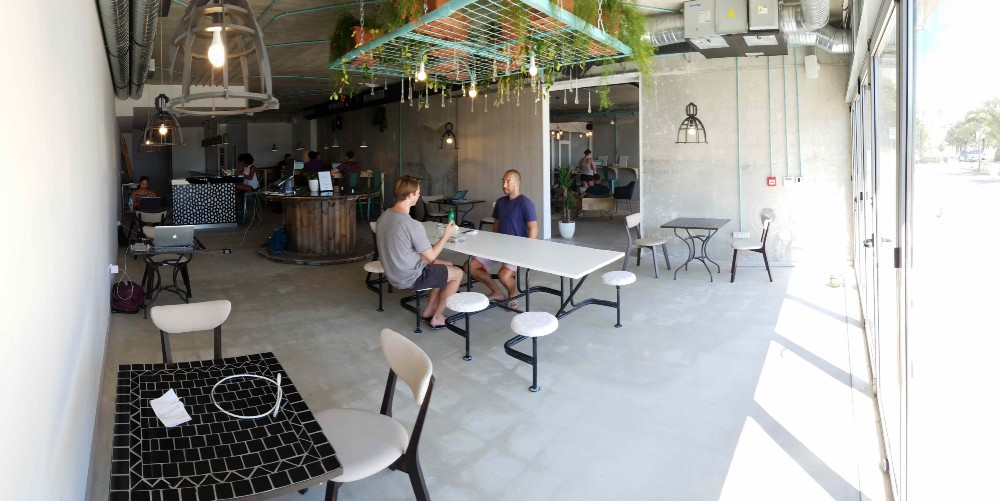 Remote Coworking Space