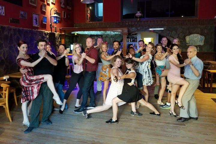 Remote Year Aurora dances in Buenos Aires