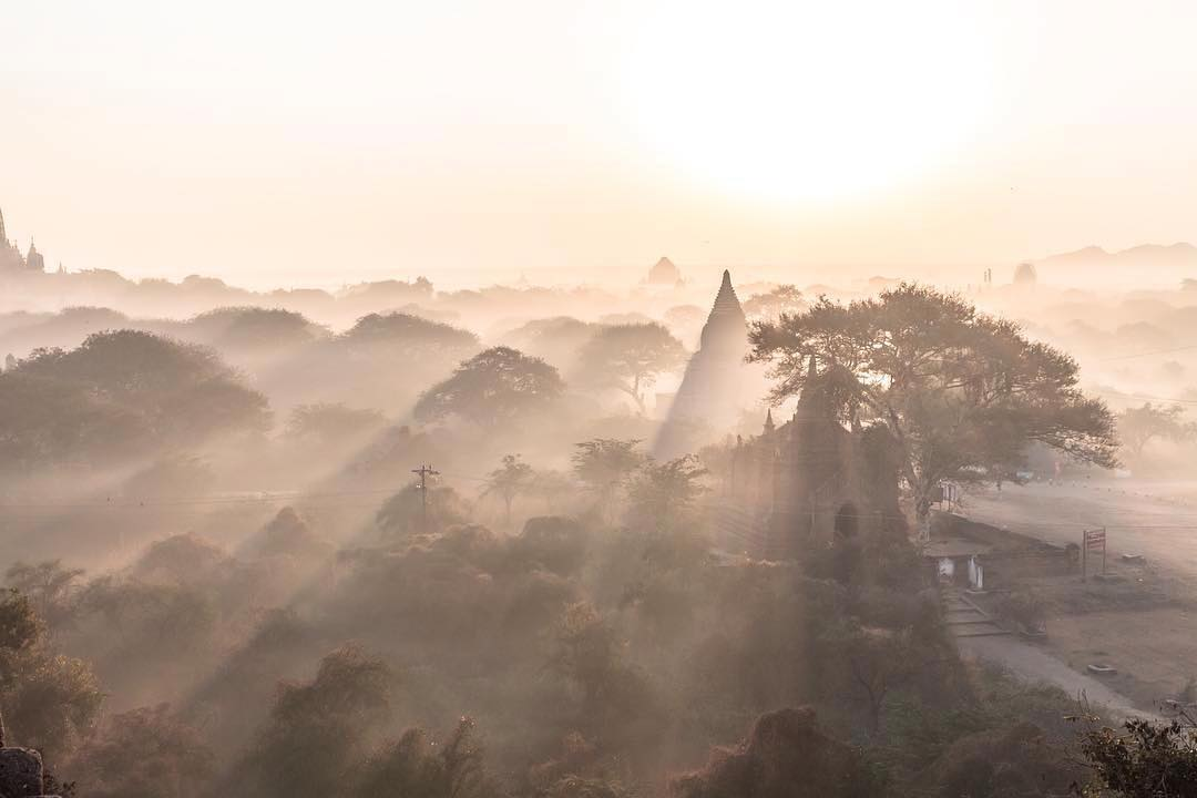 Bagan Myanamar by Matt Sherwood on Remote Year