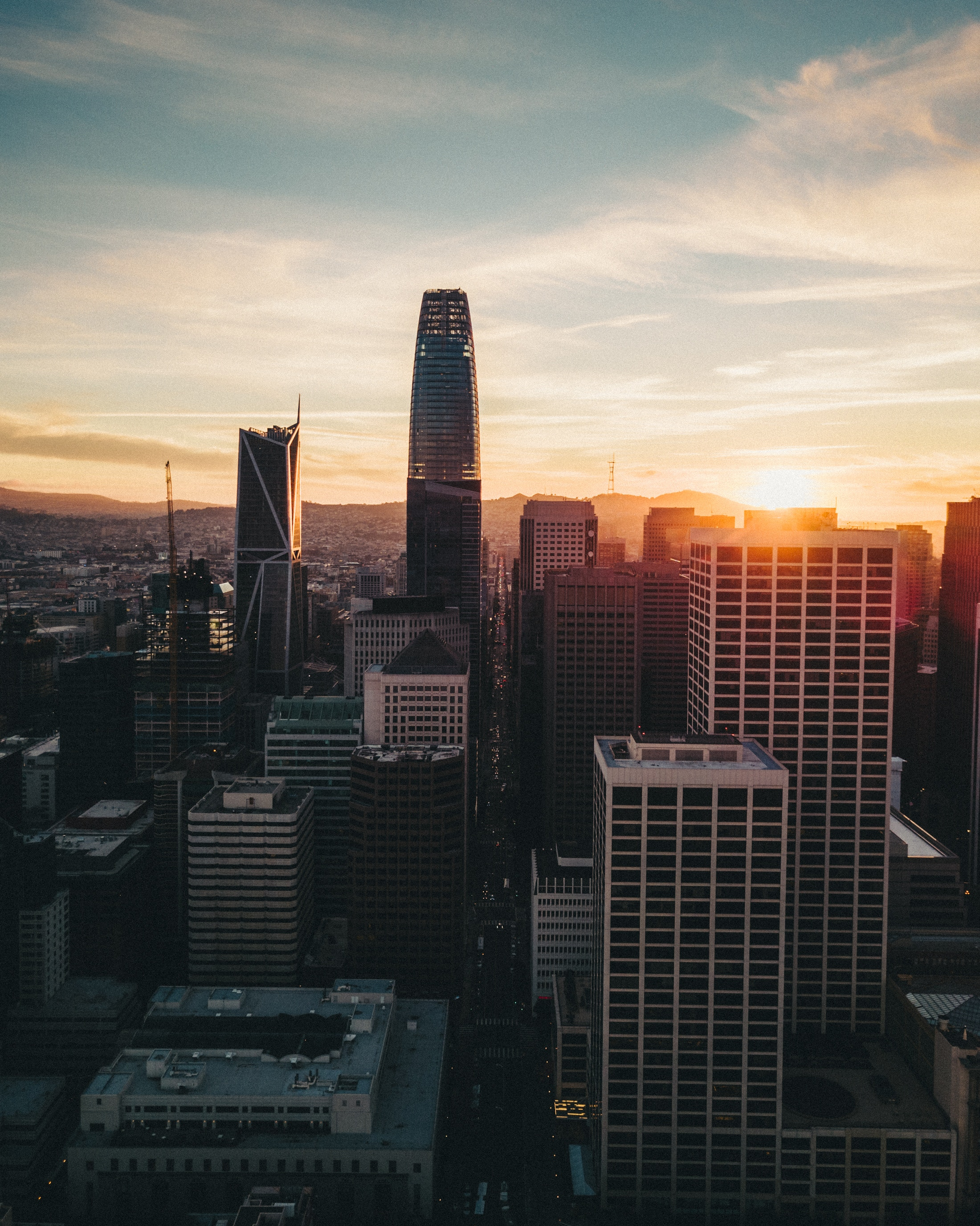 Money Fomo Inspiring Places Photography Competition with Unsplash | Derek Liang City Skyline