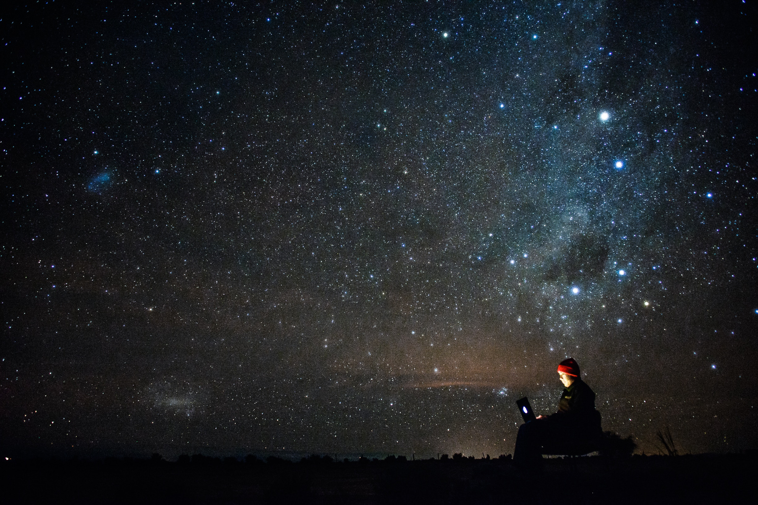 Remote Year Inspiring Places Photography Competition with Unsplash | Johnson Wang Starry Night