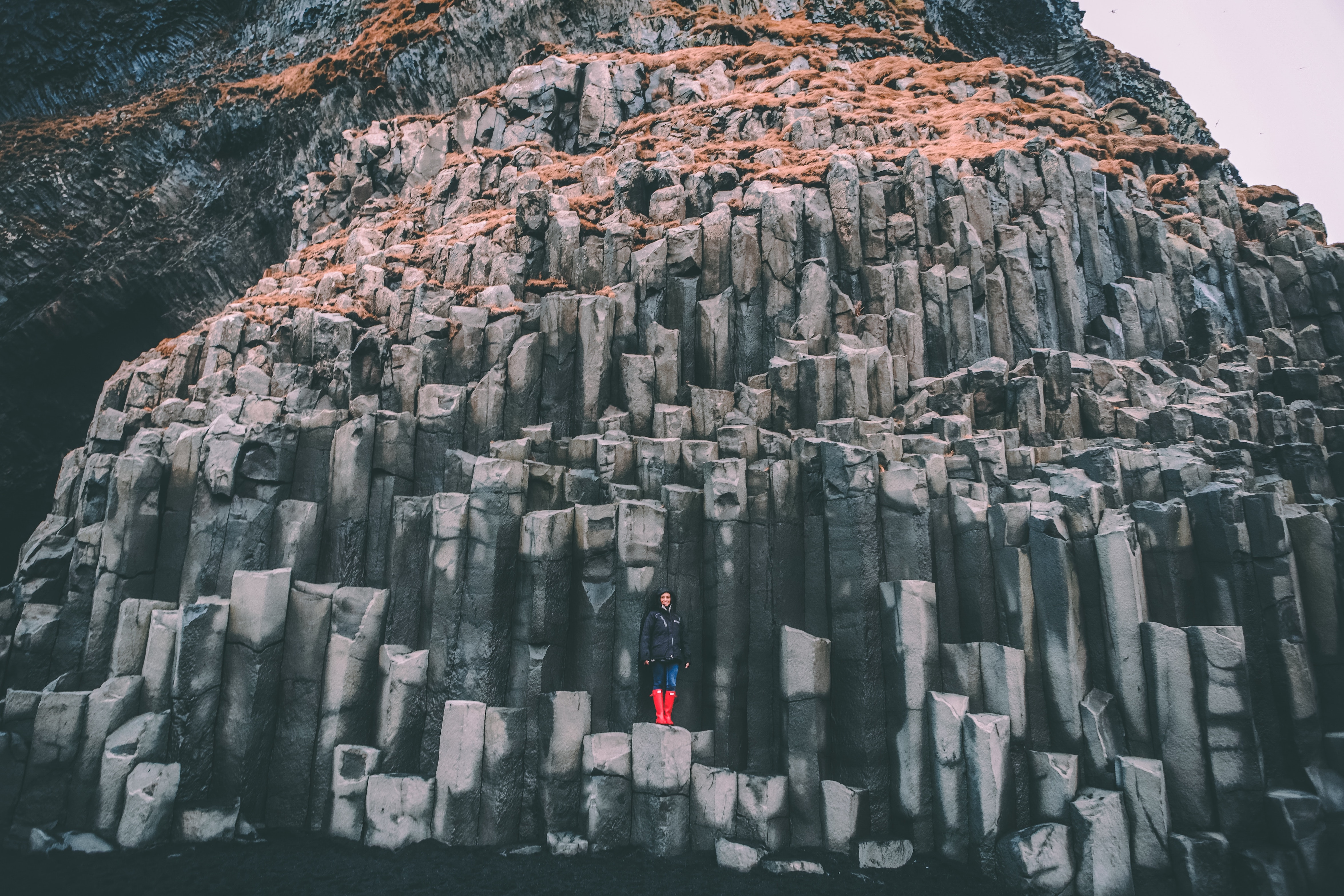 Remote Year Inspiring Places Photography Competition with Unsplash | Tim Trad Mountainside
