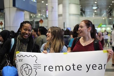 When the Dust Settles: Reflecting on Remote Year Month One