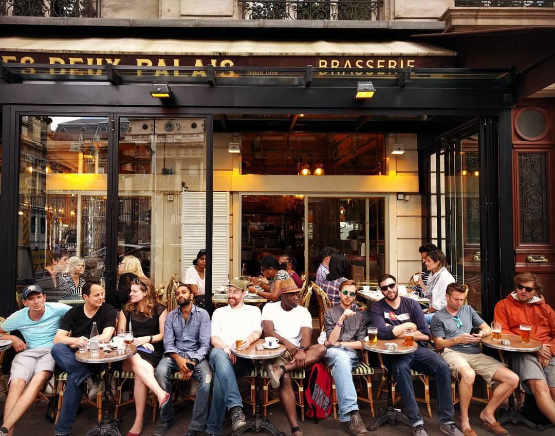 Katherine Conaway on Remote Year Battuta in Paris