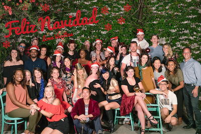Remote Year Celebrates the Holiday Season