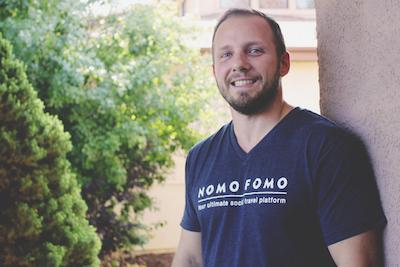 Jeffrey Walsh, Co-Founder of NomoFomo