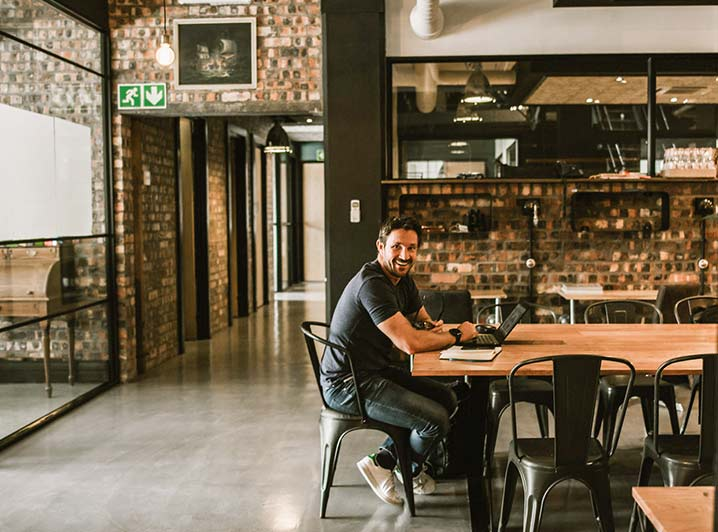 Inner City Ideas Cartel Cape Town Coworking Space | Remote Year