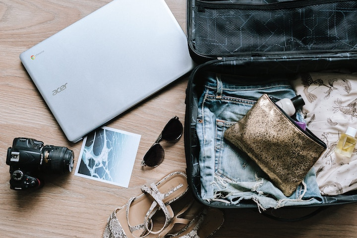 One Suitcase, a Year's Worth of Clothing: Tips for How to Embrace ...