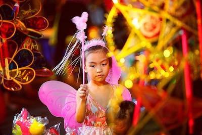 Hanoi Celebrates Tết Trung Thu, Vietnam's Full Moon Festival