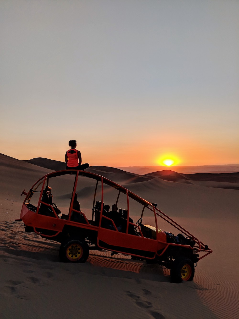 Remote Year Track Event Huacachina Peru | Remote Year