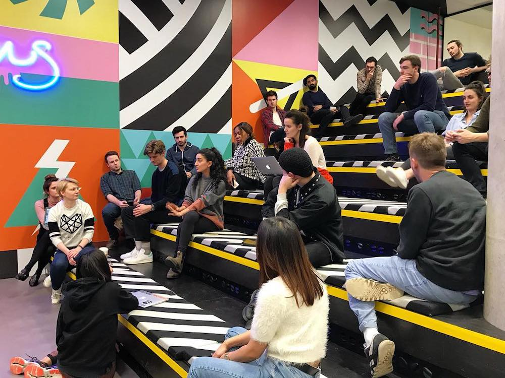 Huckletree Coworking in London, England | Money Fomo