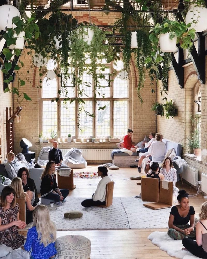 42 Acres Coworking in London, England | Money Fomo