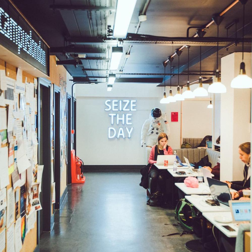 Campus London Coworking in London, England | Money Fomo