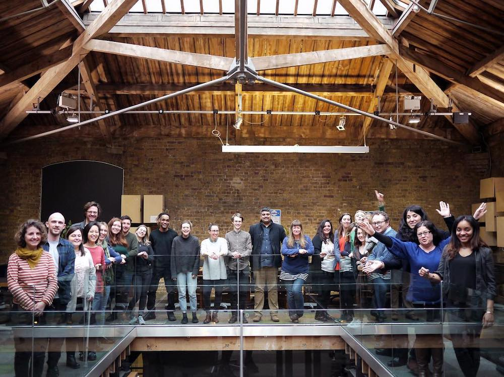 Impact Hub Coworking in London, England | Money Fomo