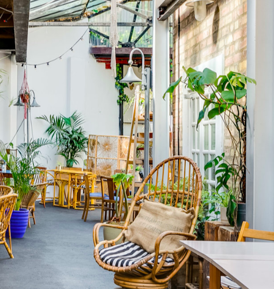 Greenhouse Coworking in London, England | Money Fomo