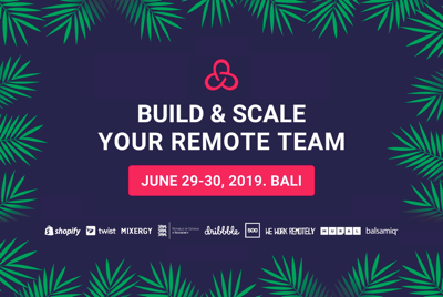 Join Us at the Running Remote Conference in Bali, Indonesia!