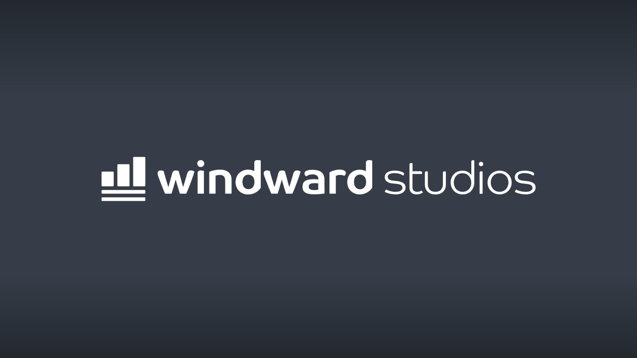 PPTX intro slide for Windward Introductory Demo