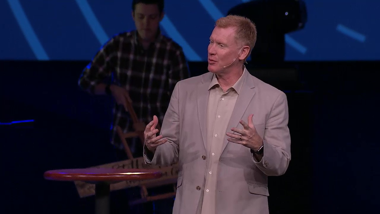 Strength for Our Storms (Sermon)