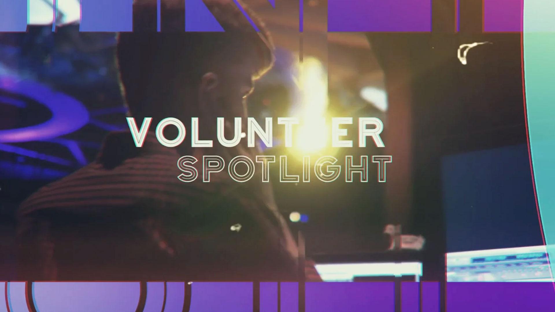 Volunteer Spotlight - Gabe Cory