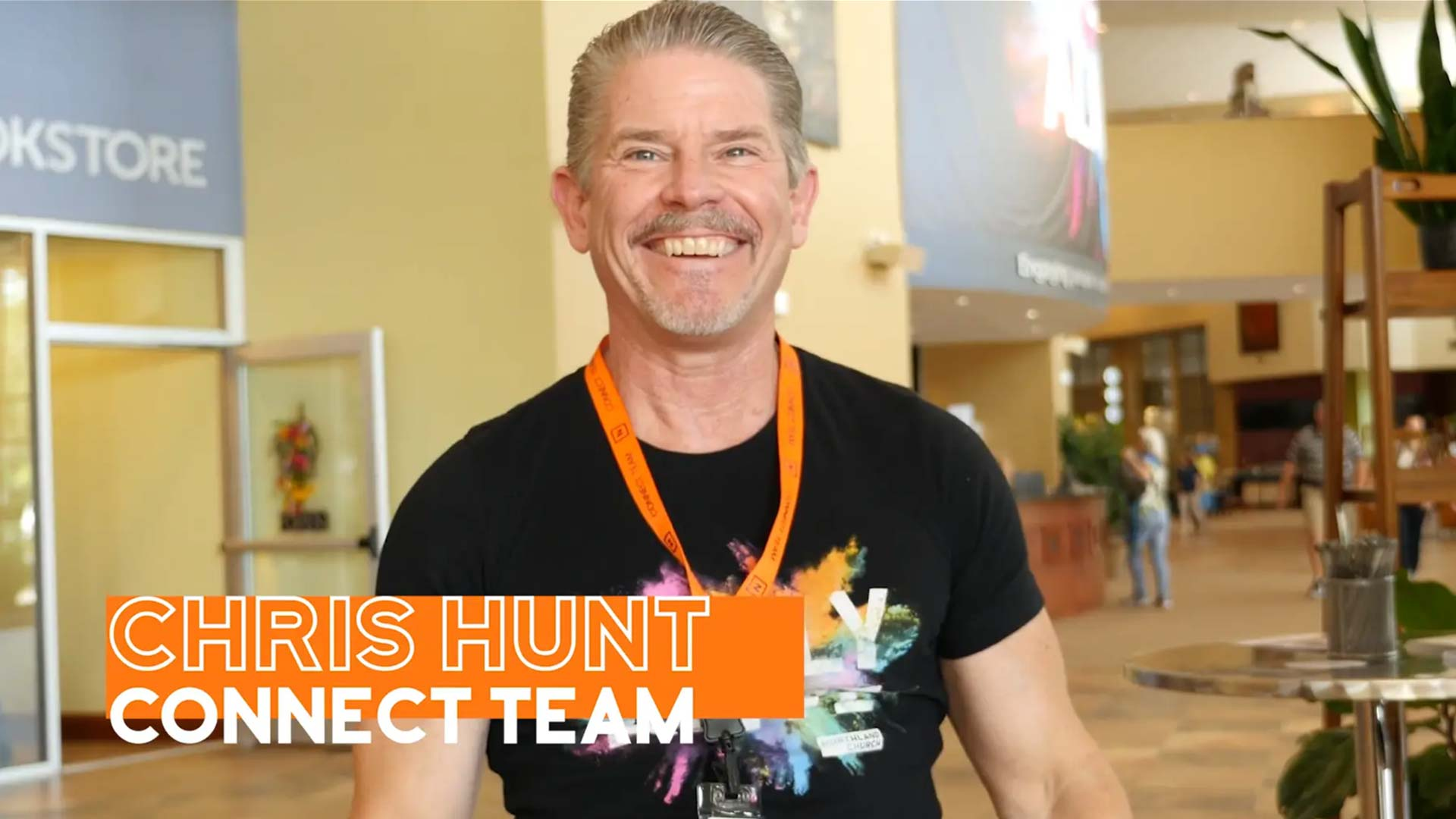 Volunteer Spotlight - Chris Hunt