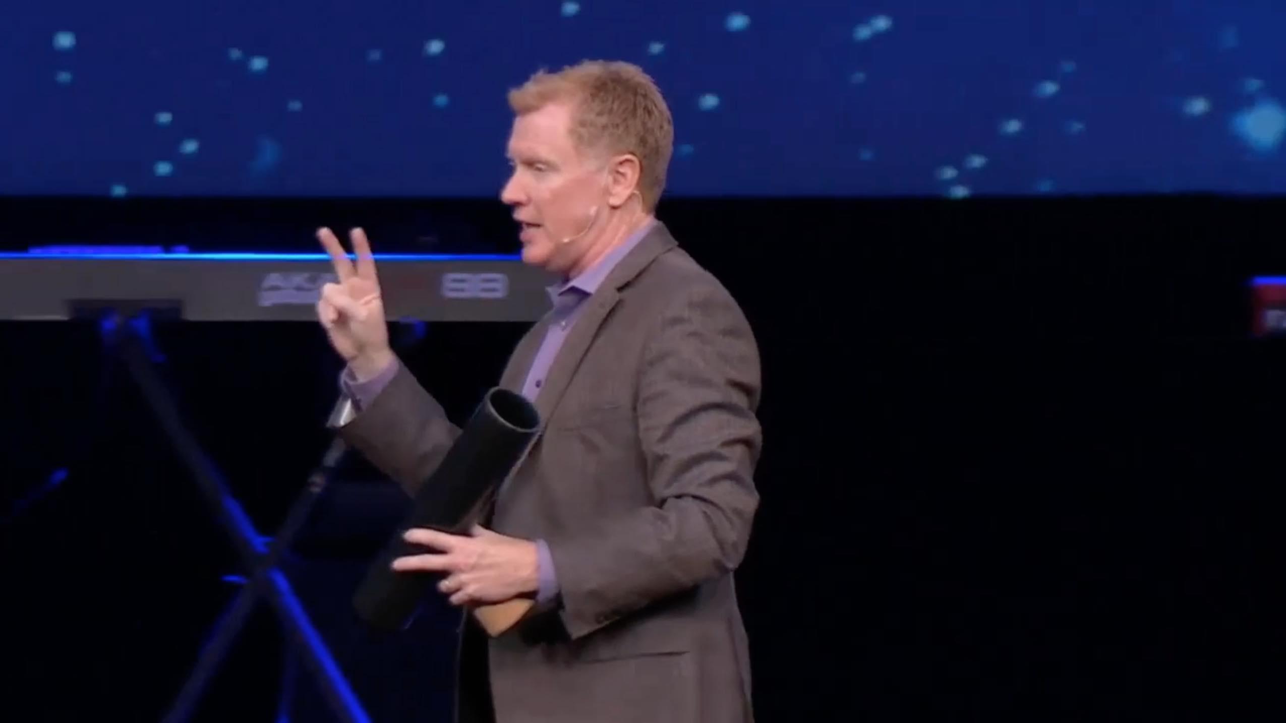 The Flow Of Forgiveness (Sermon)