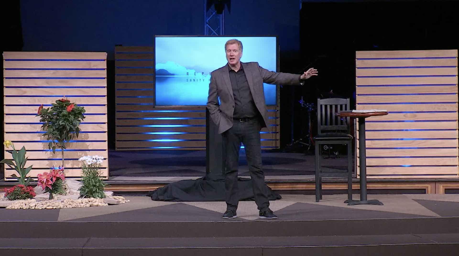 He Restores Us (Sermon)