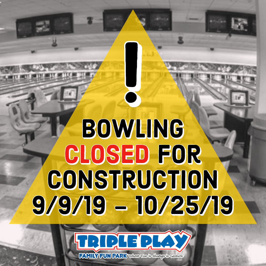 New Bowling Coming Soon!