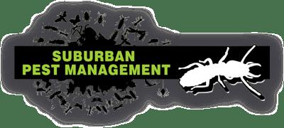 Suburban Pest Management footer Logo