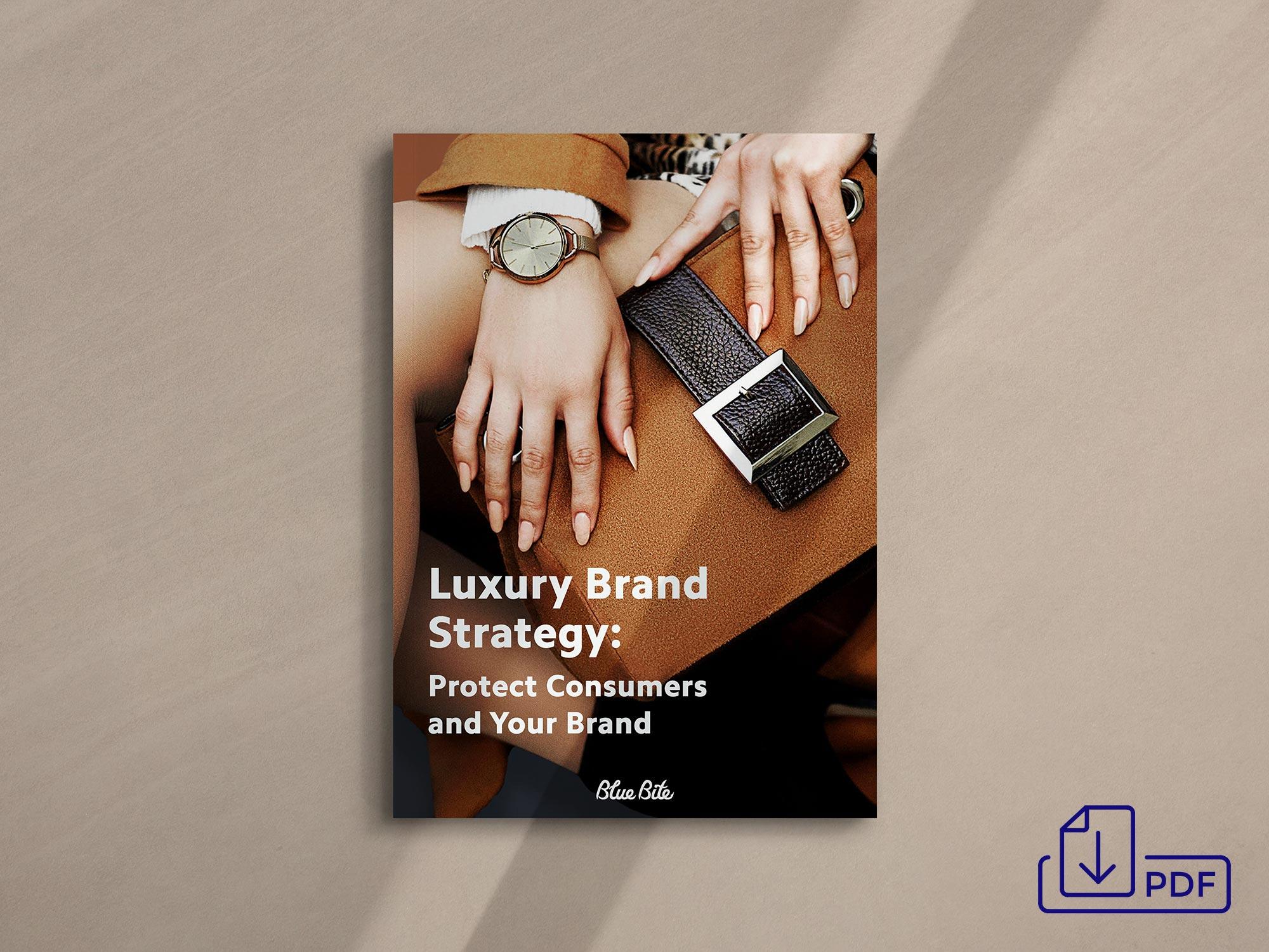 Get the Luxury Brand Strategy PDF