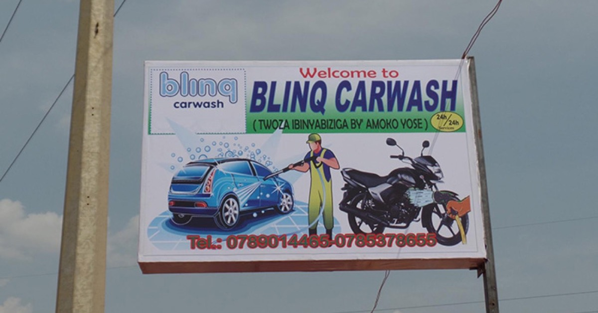 Microkrediet Blinq Rwanda