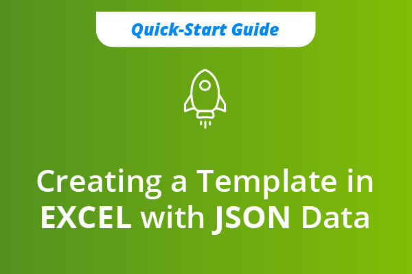JSON Data to Excel