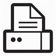 Printer output image