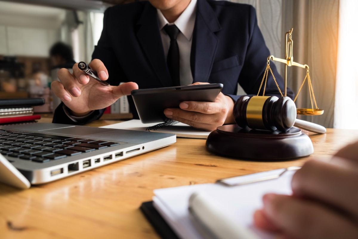 Law firm no/low code practice