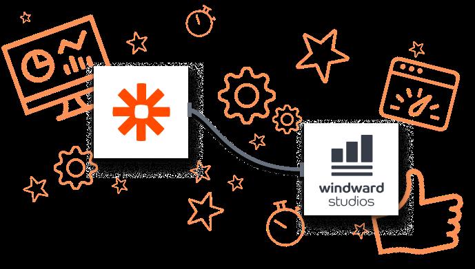 Zapier integration with Windward Hub