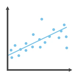 Example of a scatterplot