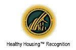 Healthy Housing Recognition Logo