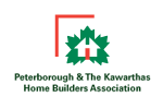 Peterborough & The Kawarthas Home Builders Association Logo