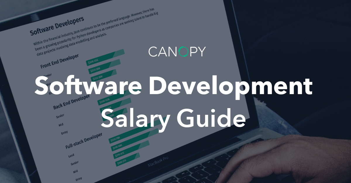 Software Development Salary Hong Kong 2018