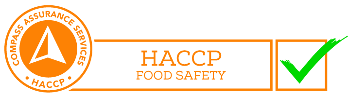HACCP Food Safety Certificate