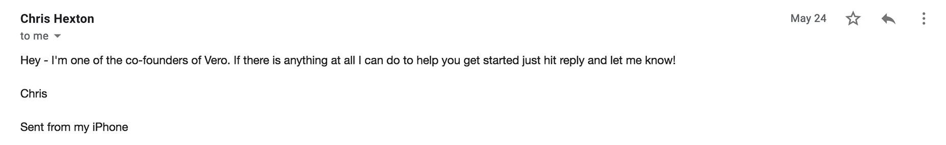 vero-email