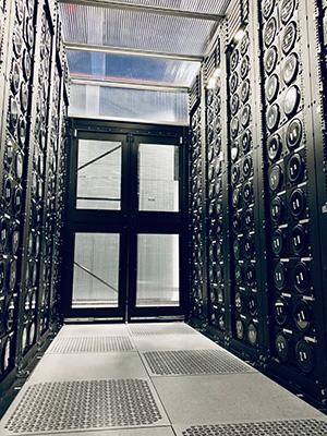 Mac Pros in Data Center