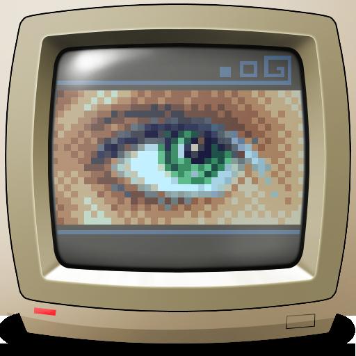 RECOIL - Retro Computer Image Library