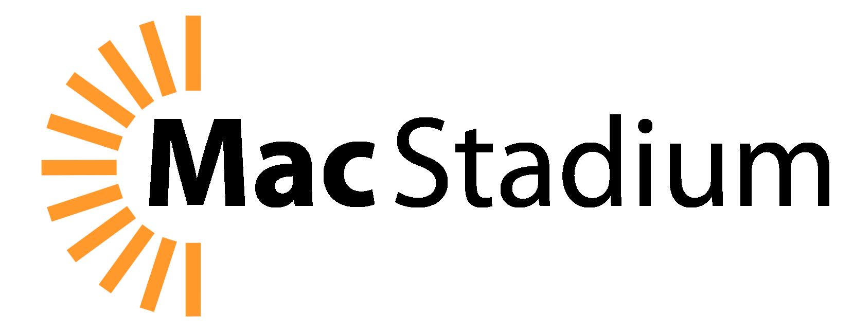 MacStadium logo