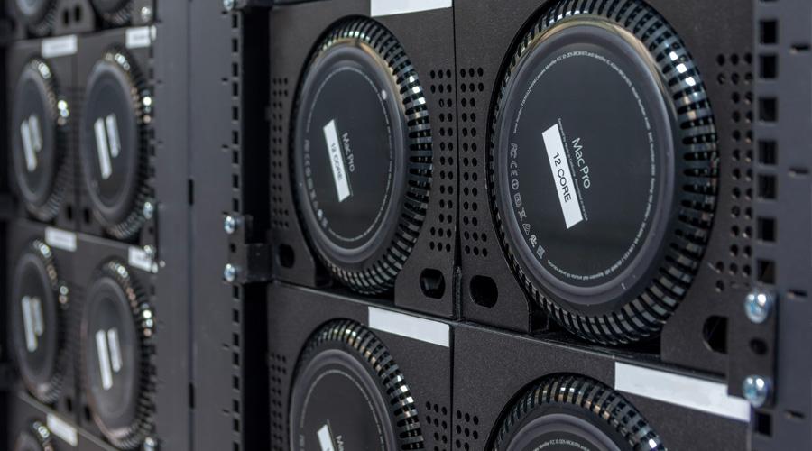 Mac Pro Servers