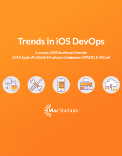 iOS DevOps Survey Cover
