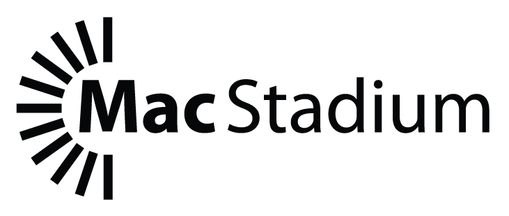 MacStadium logo (black)