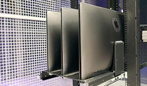 iMac Pro in rack